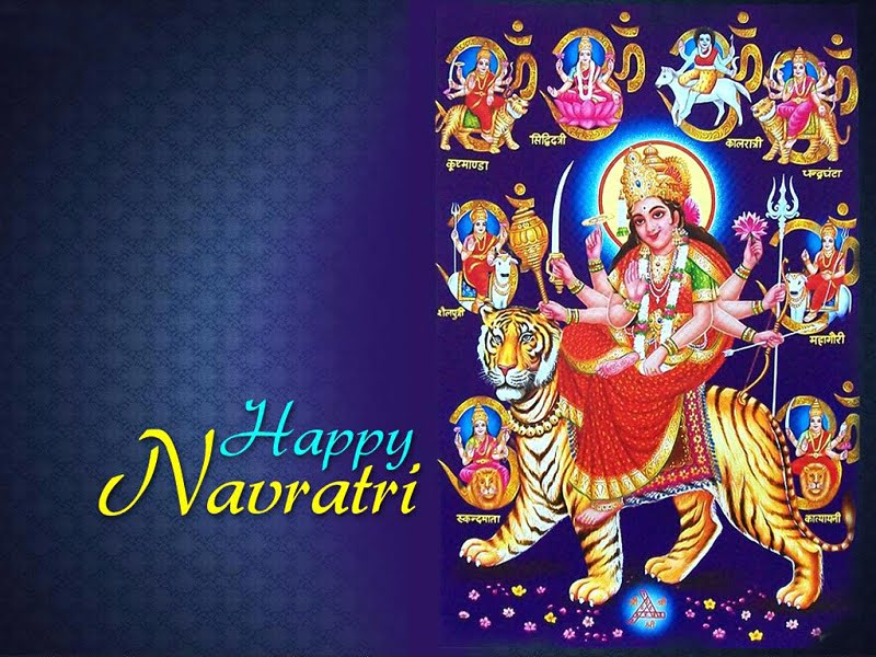 Happy Navratri 2019 Images Free Download