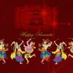 Happy Navratri HD Wallpaper | Happy Navratri HD Photos