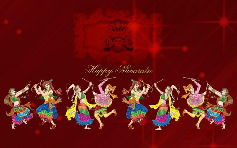 Happy Navratri Greetings Photos For WhatsApp