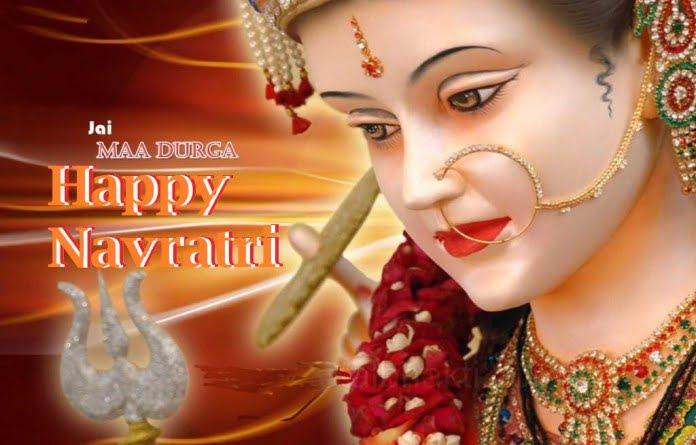 Happy Navratri 2019 Greetings For Mobile