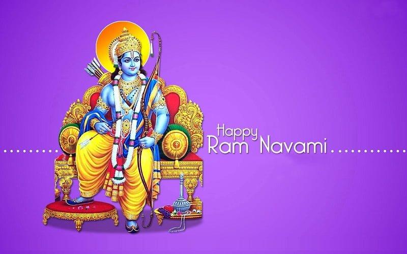 Happy Ram Navami HD Images