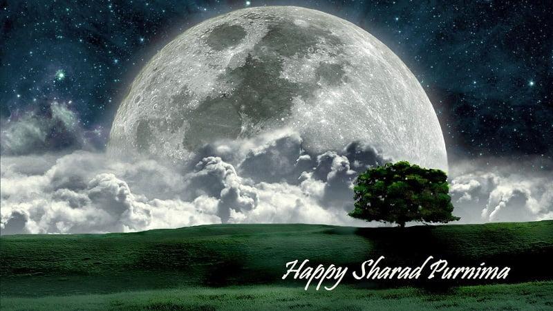Happy Sharad Purnima Hd Photos