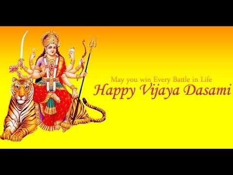 Happy Vijayadashami 2019 Hd Images For WhatsApp