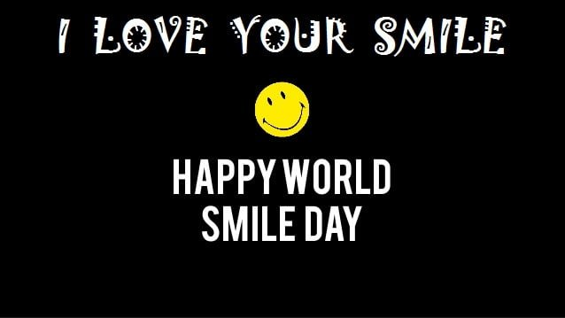 Happy World Smile Day HD Photos