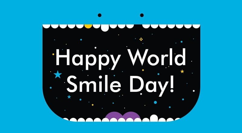 Happy World Smile Day HD Pictures