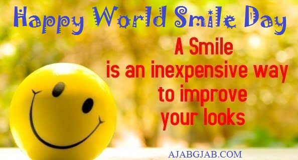 Happy World Smile Day Images