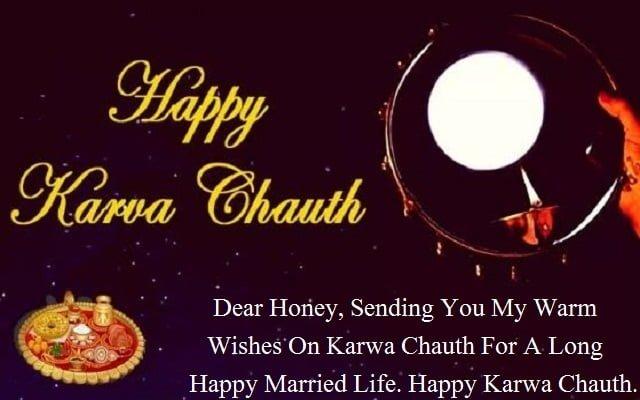 Karwa Chauth Status In English