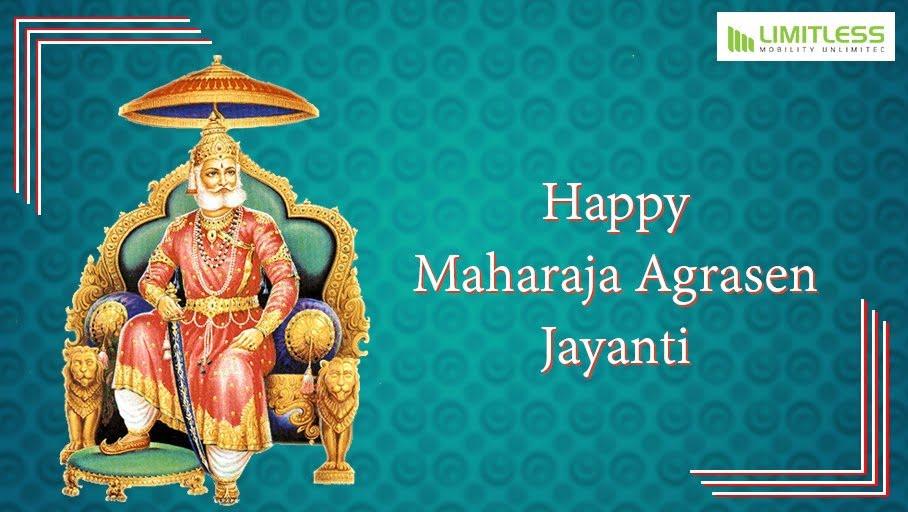 Maharaja Agrasen Jayanti Photos