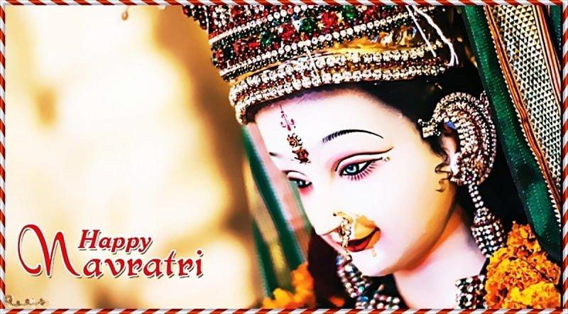 Happy Navratri Greetings For WhatsApp