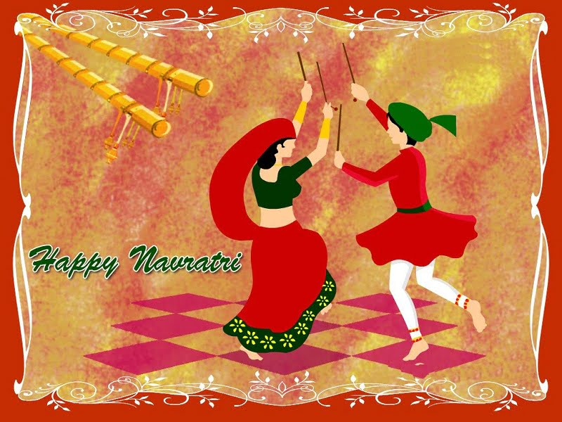 Happy Navratri 2019 Pictures For WhatsApp