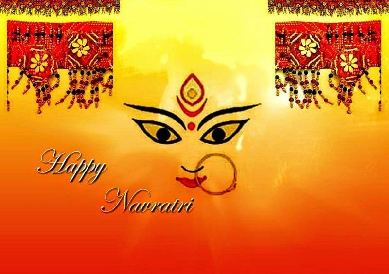 Happy Navratri 2019 Greetings Free Download