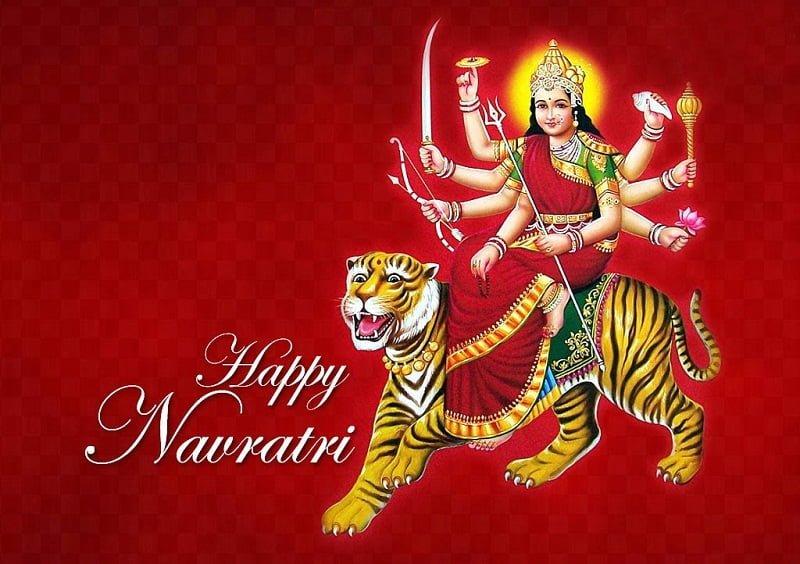Happy Navratri 2019 Greetings For Facebook