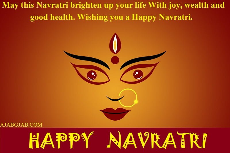 Navratri Status In English