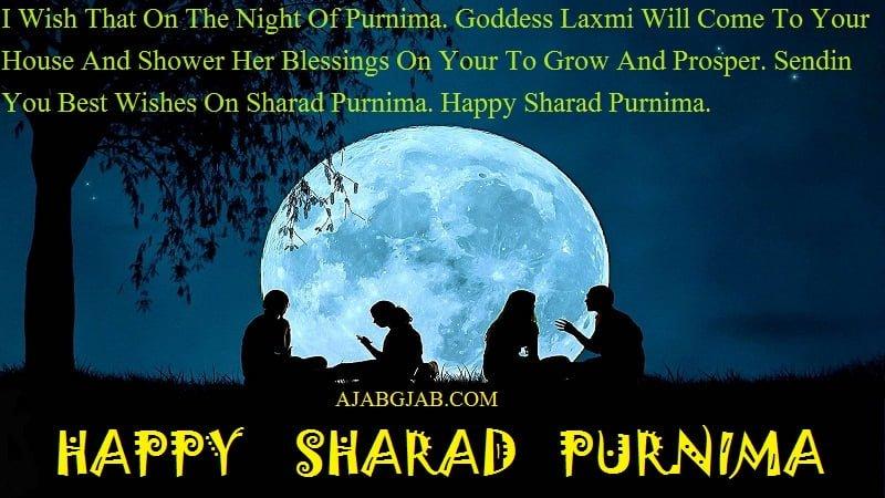 Sharad Purnima Status In English