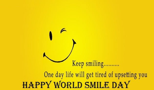 World Smile Day HD Pictures