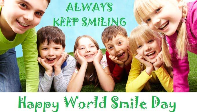 World Smile Day Photos
