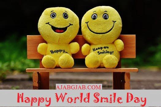 World Smile Day Wallpaper