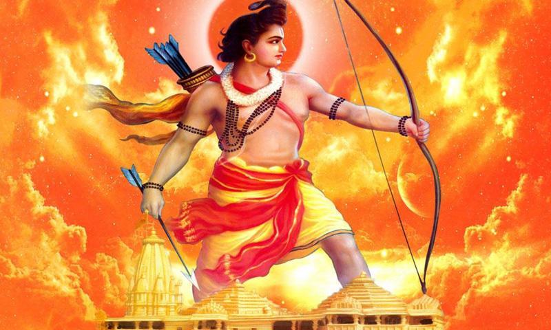 Bhagwan Ram Wallpaper