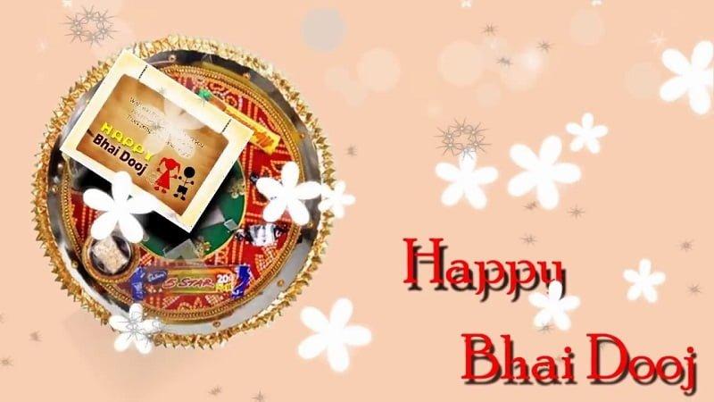 Happy Bhai Dooj 2019 Hd Greetings For Facebook
