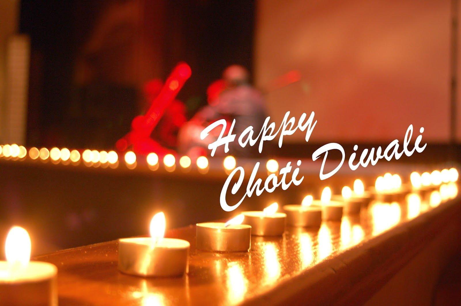 Happy Choti Diwali 2019 Hd Wallpaper For Desktop