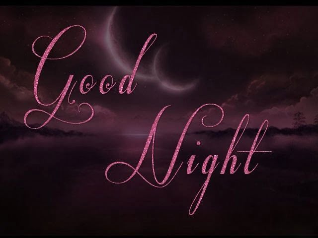 Download Good Night Wallpaper