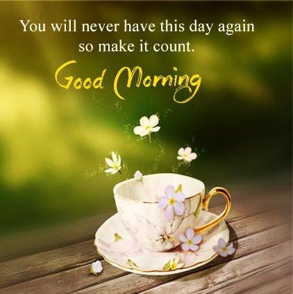 Good Morning WhatsApp Dp Free Download