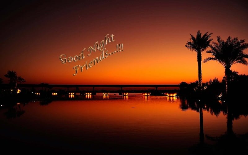 Good Night Hd Photos