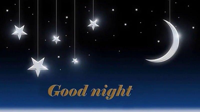 Good Night Hd Wallpaper