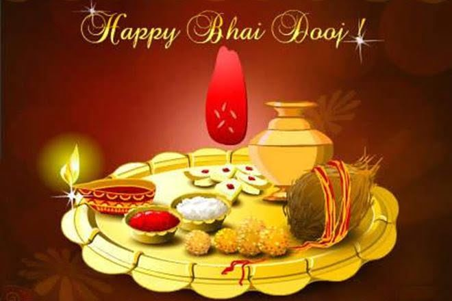 Happy Bhai Dooj Facebook Wallpaper