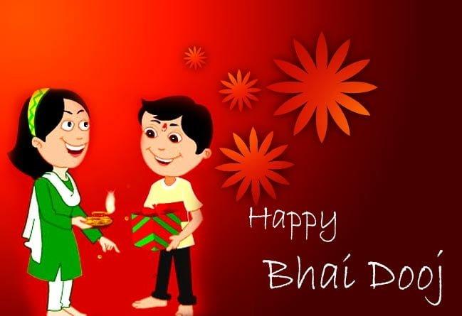 Happy Bhai Dooj Hd Wallpaper