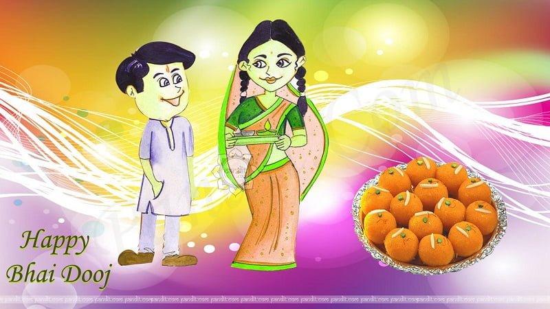 Latest Happy Bhai Dooj 2019 Hd Greetings