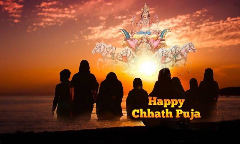 Happy Chhath Puja WhatsApp Photos