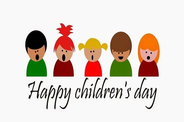 Happy Children's Day Facebook Images