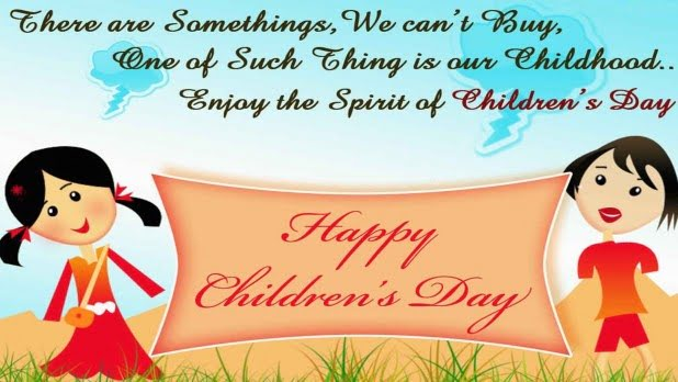 Happy Children's Day Facebook Pictures