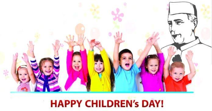 Happy Children's Day 2019 Hd Pics For Mobile