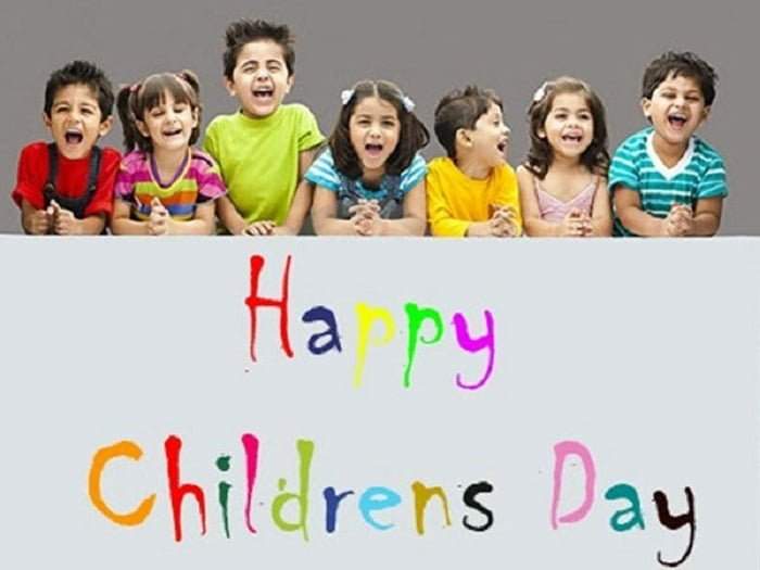 Happy Children's Day Wallpaper