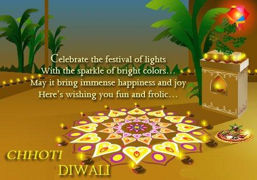 Happy Choti Diwali 2019 Hd Greetings For Mobile