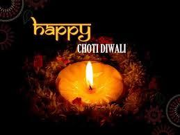 Happy Choti Diwali Wallpaper