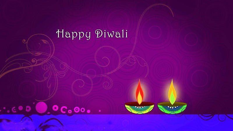 Happy Deepavali Facebook Dp