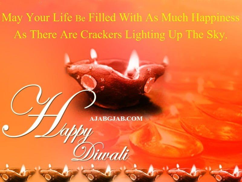 Happy Deepavali Status In English