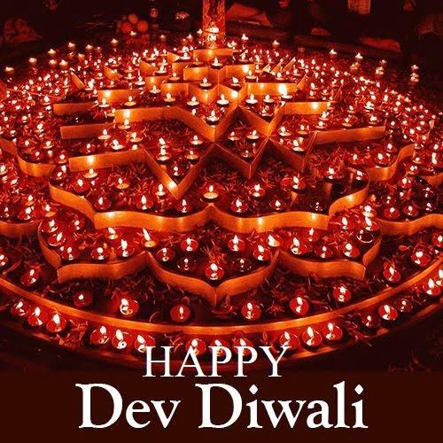 Happy Dev Diwali Hd Photos