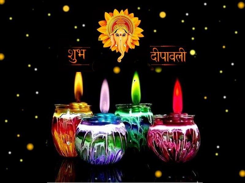 Happy Diwali 2019 Hd Wallpaper Free Download
