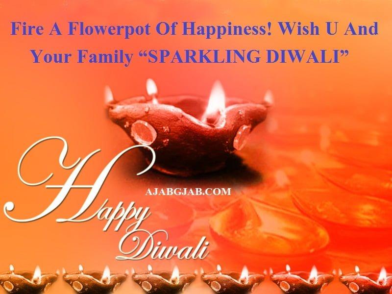 Happy Diwali Status In English