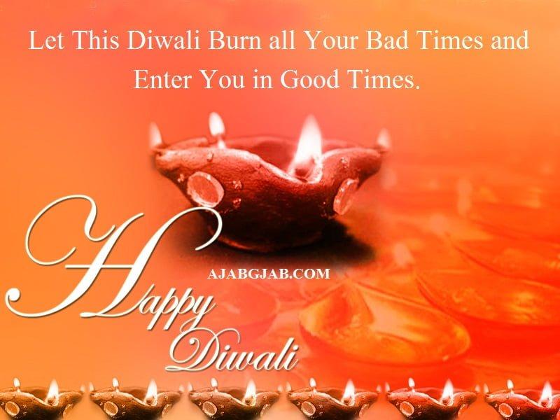Happy Diwali WhatsApp Status In English