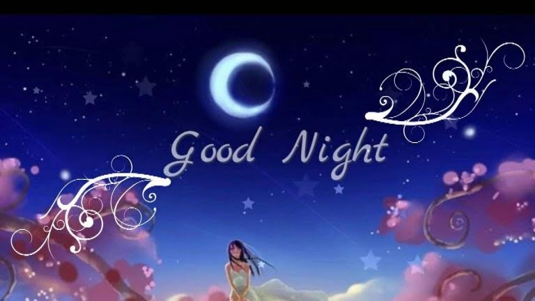 Happy Good Night Hd Wallpaper