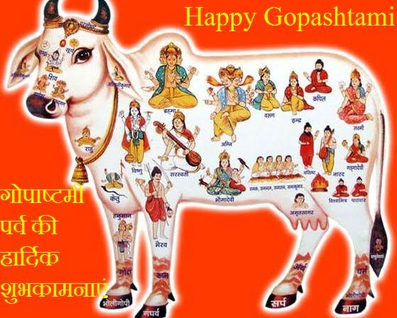 Happy Gopashtami Images