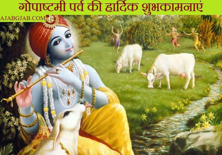 Happy Gopashtami Photos