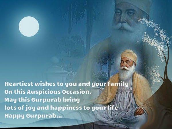 Happy Gurpurab Images