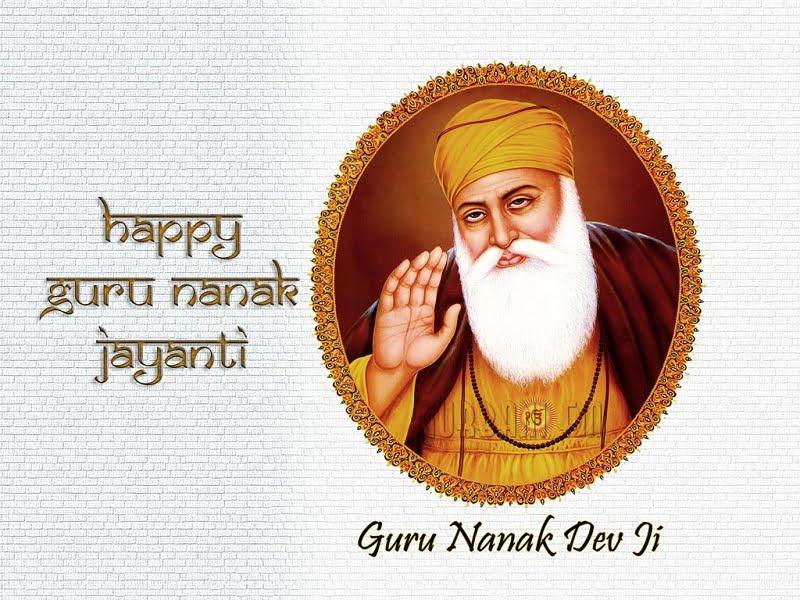 Happy Guru Nanak Jayanti Hd Images