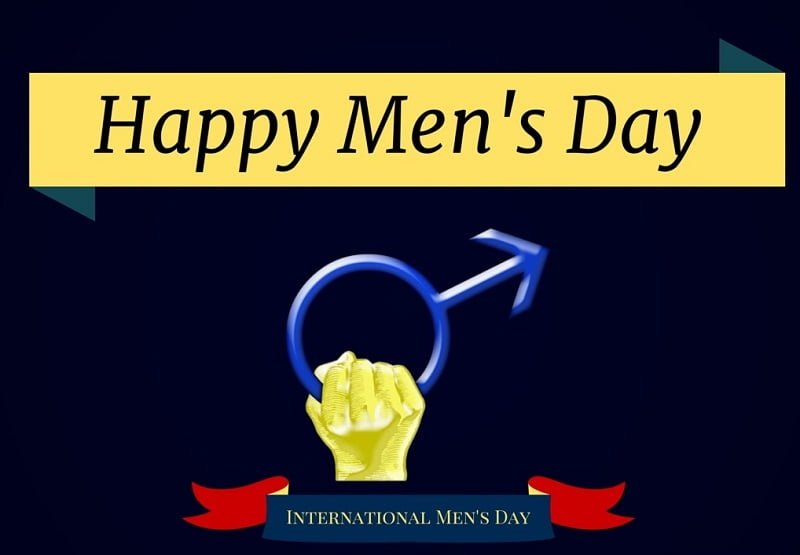Happy International Men's Day Images